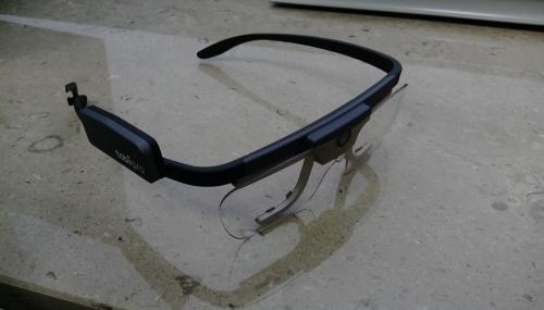 Tobbi Pro Glasses 2