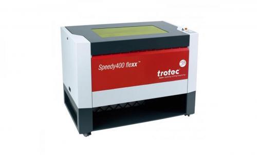 Laser cutter Trotech Speedy 400